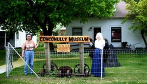 Conconully Museum
