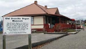 Old Oroville Depot